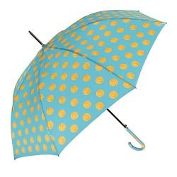 complementos PERLETTI paraguas con naranjas - Querol online