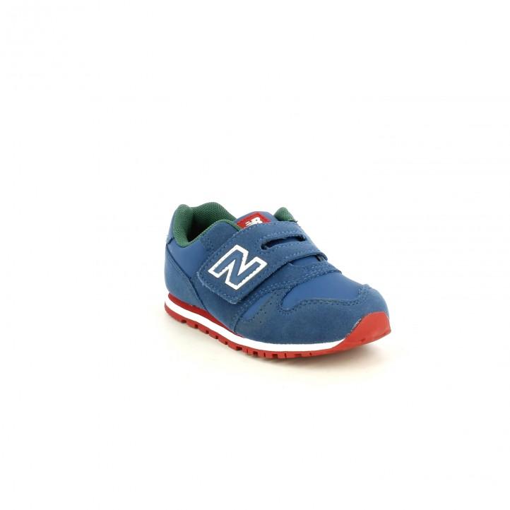 zapatillas deporte NEW BALANCE 373 azules - Querol online
