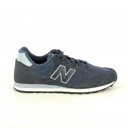 zapatillas deportivas NEW BALANCE 373 azules de piel - Querol online