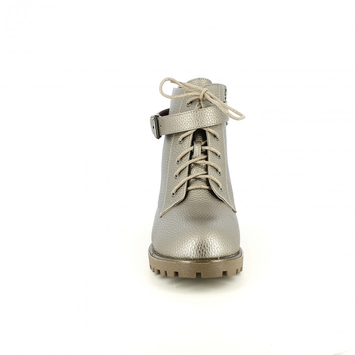 botines CHIKA10 metalizados - Querol online