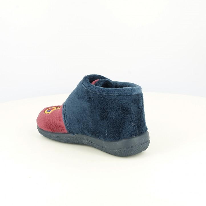 zapatillas casa ANDINAS botas barça - Querol online