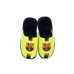 zapatillas casa ANDINAS fútbol club barcelona fluorescentes - Querol online