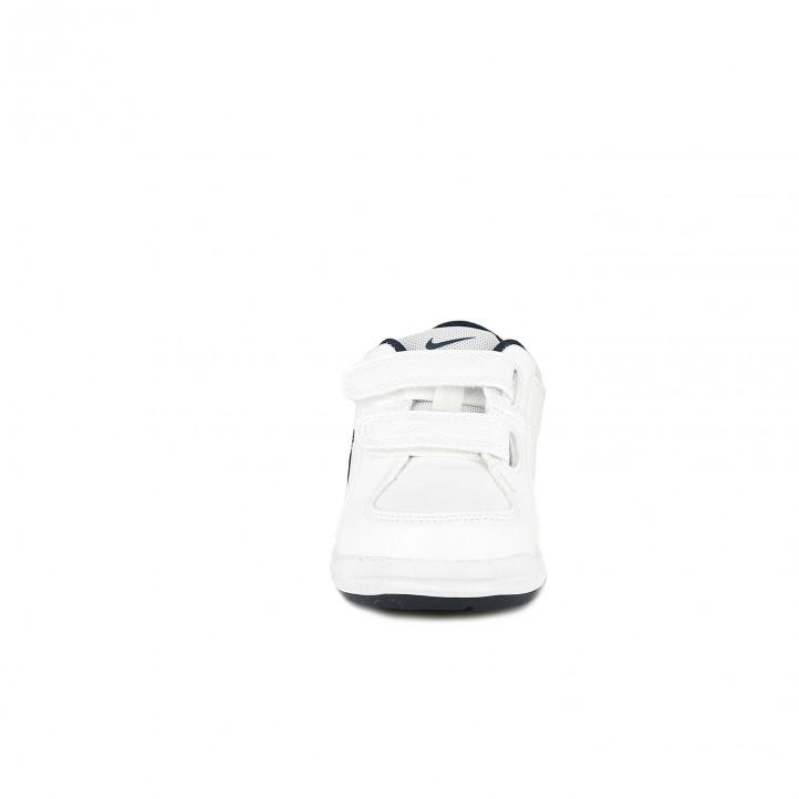 zapatillas deporte NIKE azules y blancas - Querol online