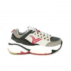 zapatillas deportivas VICTORIA multicolor con plataforma - Querol online