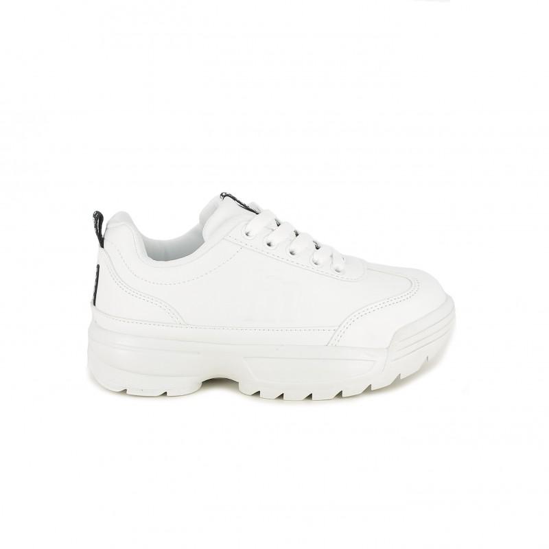 Blancas Foam Deporte Plataforma Y Con Zapatillas MustangQuerolets 0k8OnXwP