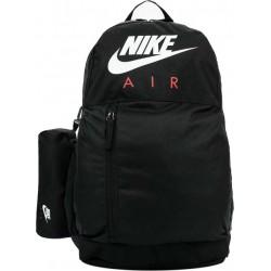 complementos NIKE mochila negra con letras rojas - Querol online
