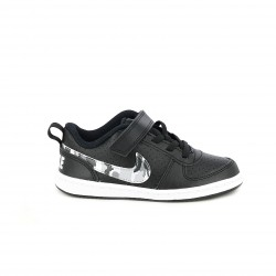 sabatilles esport NIKE court borough low negres - Querol online