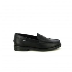 zapatos PABLOSKY mocasines negros de piel - Querol online