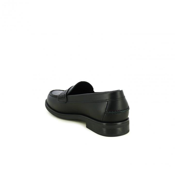 Zapatos Pablosky De Piel Woqni1fppt Querolets Mocasines Negros txsrdhQC