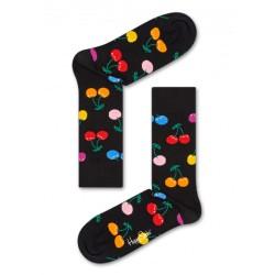 complementos HAPPY SOCKS calcetines largos con cerezas de colores - Querol online