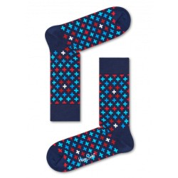 complementos HAPPY SOCKS calcetines largos con cruces - Querol online