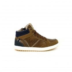 botins LOIS marrons i blau marí - Querol online