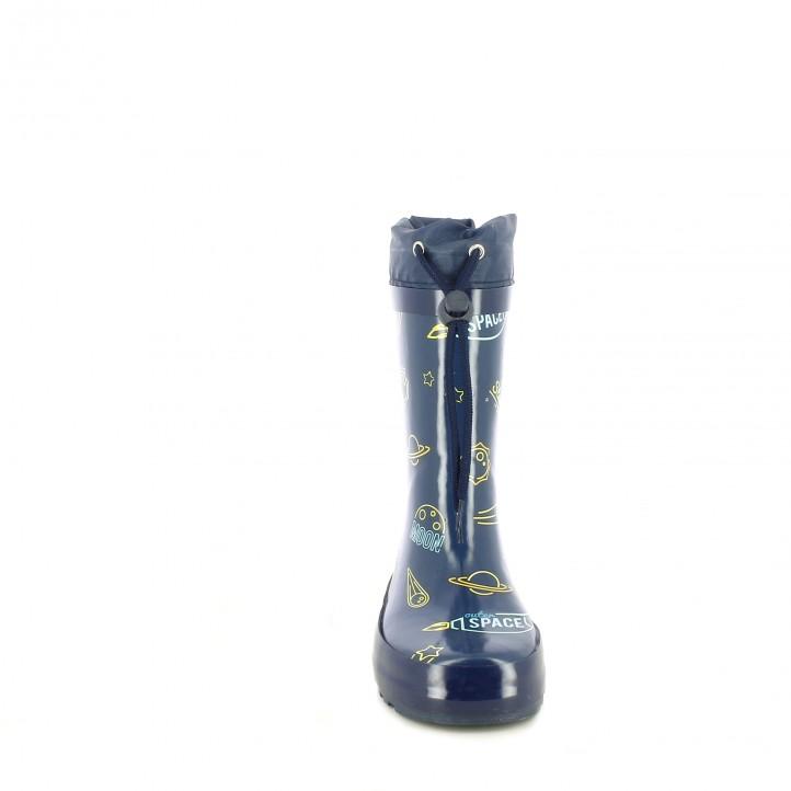 botas agua QUETS! espacio - Querol online