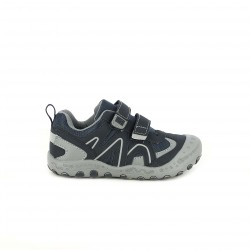 zapatos GIOSEPPO azules sport - Querol online