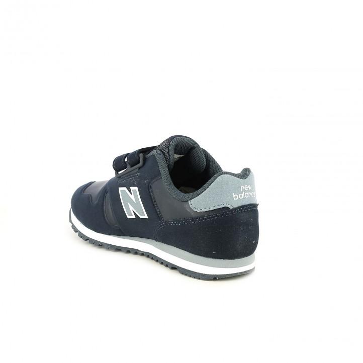 zapatillas deporte NEW BALANCE 373 azul marino - Querol online