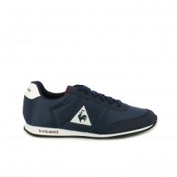 zapatillas deportivas LE COQ SPORTIF azules, blancas y burdeos - Querol online