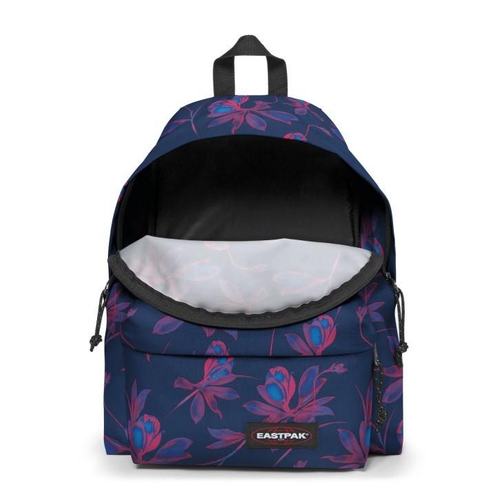 complementos Eastpak mochila azul con flores - Querol online