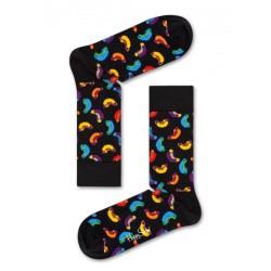 complementos HAPPY SOCKS calcetines con hot dogs de colores - Querol online