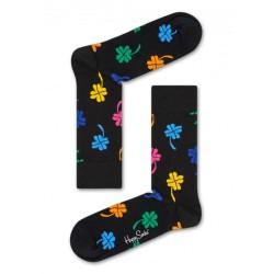 complementos HAPPY SOCKS calcetines con tréboles de colores - Querol online