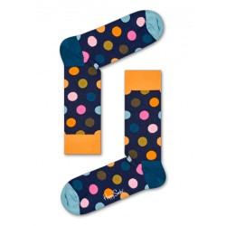 complementos HAPPY SOCKS calcetines con puntos de colores - Querol online