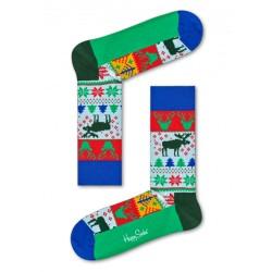 complementos HAPPY SOCKS calcetines navidad - Querol online