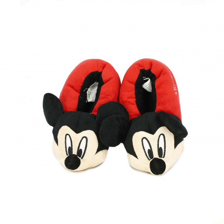 zapatillas casa ARTESANIA CERDA mickey mouse - Querol online