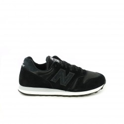 389bf840 Zapatillas deportivas NEW BALANCE 373 negras de piel - Querol online