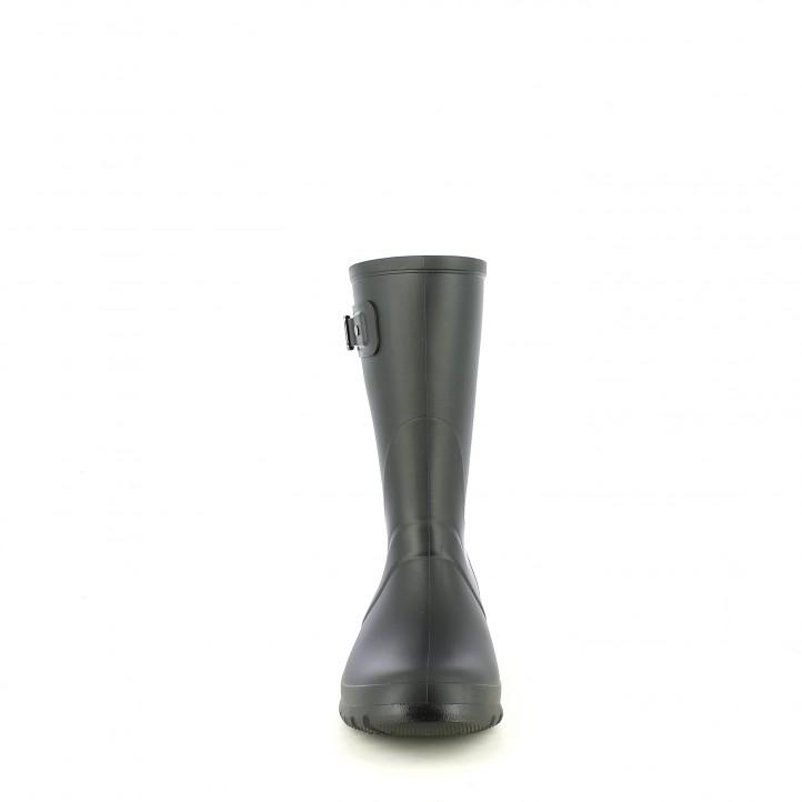 botas agua IGOR negras con hebilla - Querol online