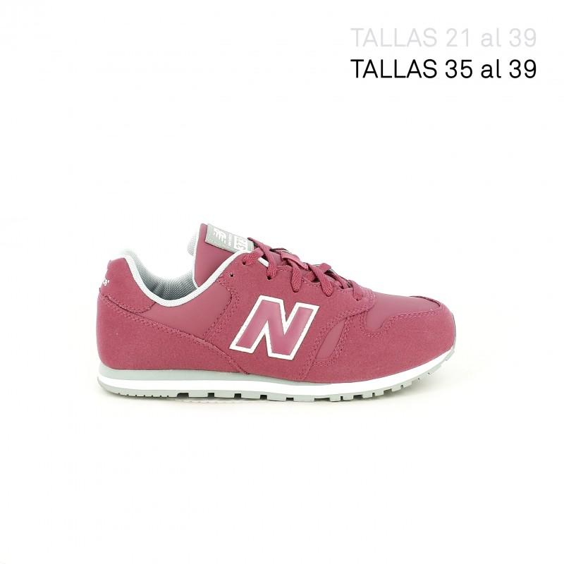 new balance niñas zapatillas 23