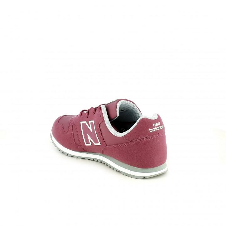 zapatillas deporte NEW BALANCE 373 rosas - Querol online