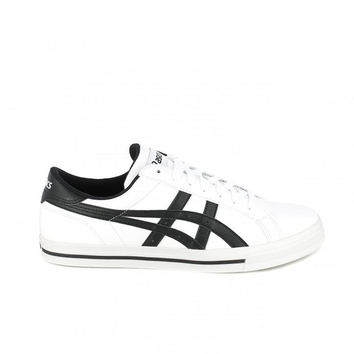 zapatillas blancas asics