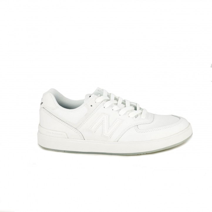 82d42be3faa zapatillas deportivas NEW BALANCE 574 blancas - Querol online ...