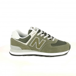 Zapatillas deportivas NEW BALANCE 574 verdes - Querol online