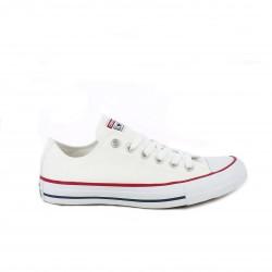 zapatillas lona CONVERSE all star blancas bajas - Querol online
