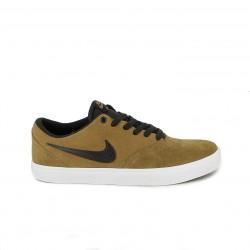 zapatillas deportivas NIKE sb check solar marrones - Querol online