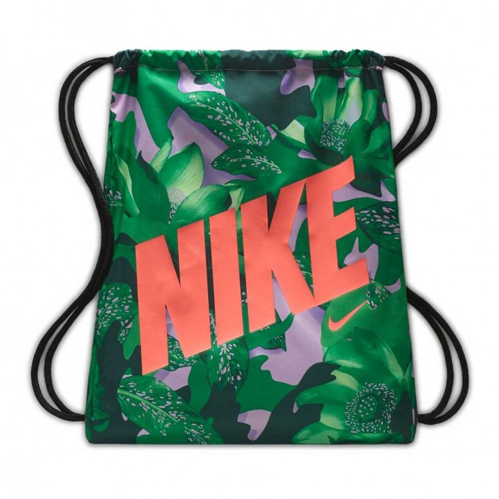 complementos NIKE saco de gimnasio estampado tropical - Querol online