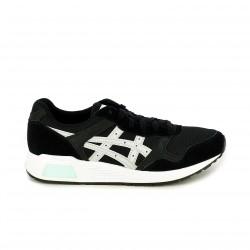 Zapatillas deportivas ASICS negras, grises y blancas - Querol online