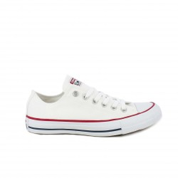 zapatillas lona CONVERSE all star blanques baixes - Querol online