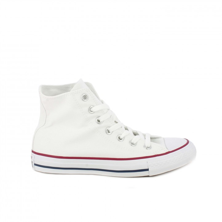 d9f9c4ab65 zapatillas lona CONVERSE botas chuck taylor all star blancas - Querol  online ...