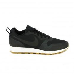 Sabatilles esportives Nike md runner 2 negres amb sola blanca - Querol online