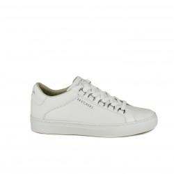 Zapatillas deportivas Skechers street blancas con memory foam - Querol online