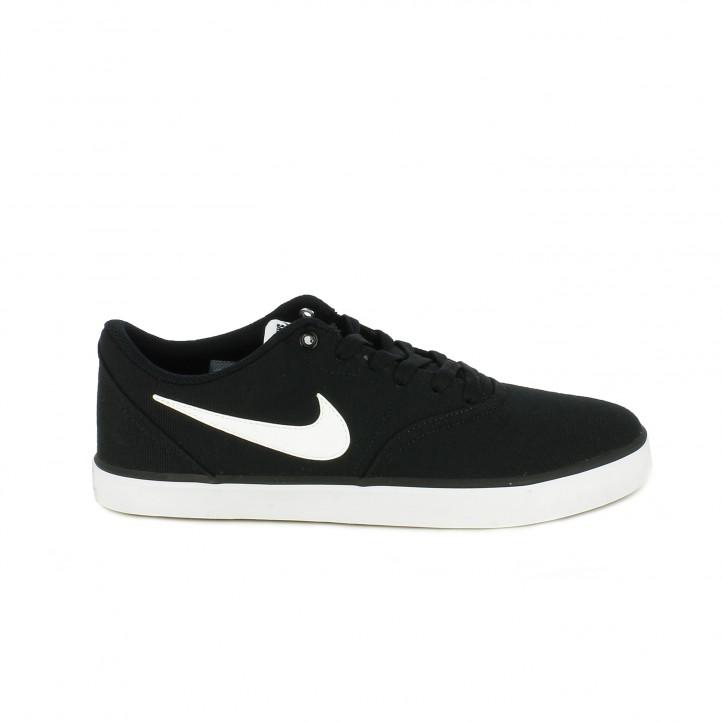 Zapatillas deportivas Nike negras sb check solar - Querol online
