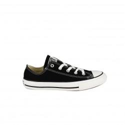 Zapatillas lona Converse all star bajas negras - Querol online