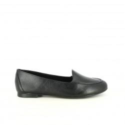 Zapatos planos Suite009 negros napa de piel - Querol online