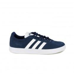 Sabatilles esportives Adidas court blaves i blanques - Querol online
