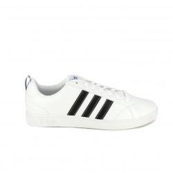 Sabatilles esportives Adidas advantage blanques amb franges negres - Querol online