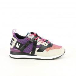 Zapatillas deportivas SixtySeven 67 lilas, rosas y grises - Querol online