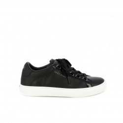 Zapatillas deportivas Skechers street negras con memory foam - Querol online
