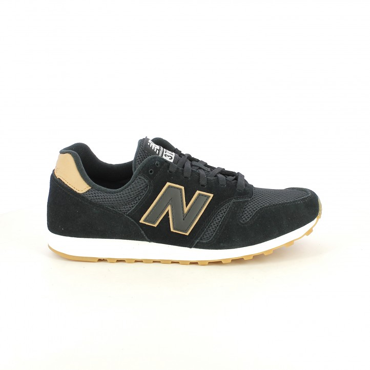 new balance zapatillas mujer 373 negras