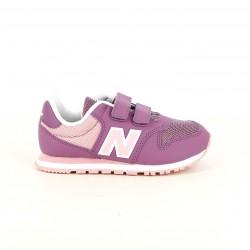 Zapatillas deporte New Balance 500 lilas y rosas - Querol online